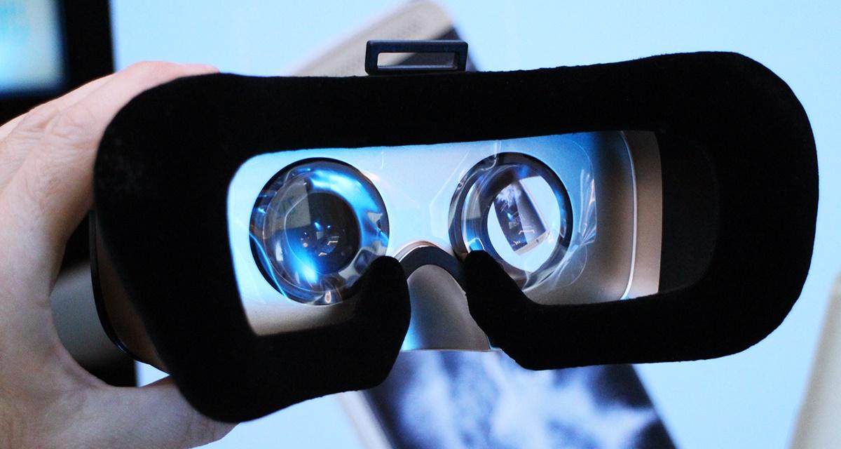 28caf123d Novo projeto da Google deixa os óculos de realidade virtual 'transparentes'