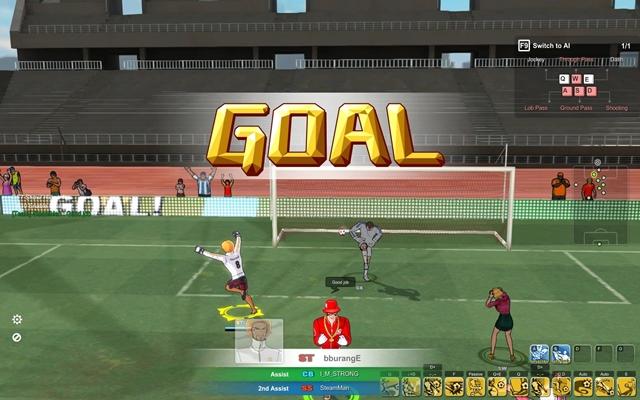 FreeStyle Football - Imagem 1 do software