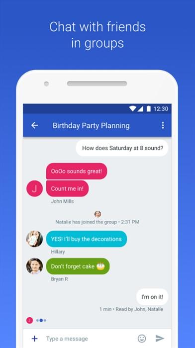 Android Mensagens - Imagem 1 do software