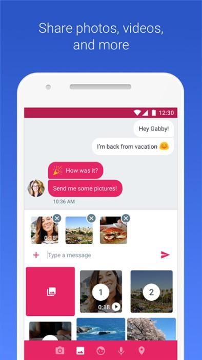 Android Mensagens - Imagem 2 do software