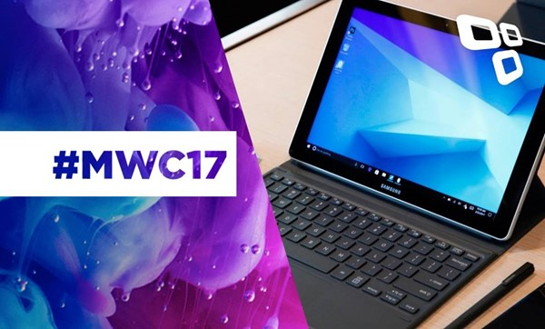 Direto da MWC 2017: confira o que achamos do novo Samsung Galaxy Book