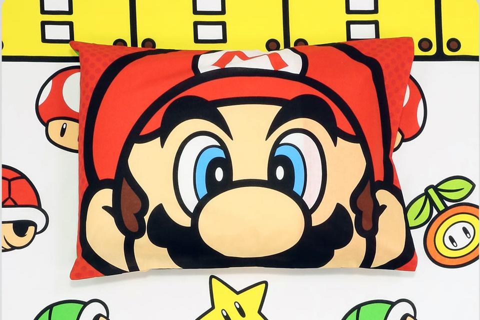 Super Mario inspira coleção de roupas e acessórios da Riachuelo - TecMundo 96e0f3b5c02