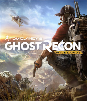 Resultado de imagem para Tom Clancy's Ghost Recon Wildlands