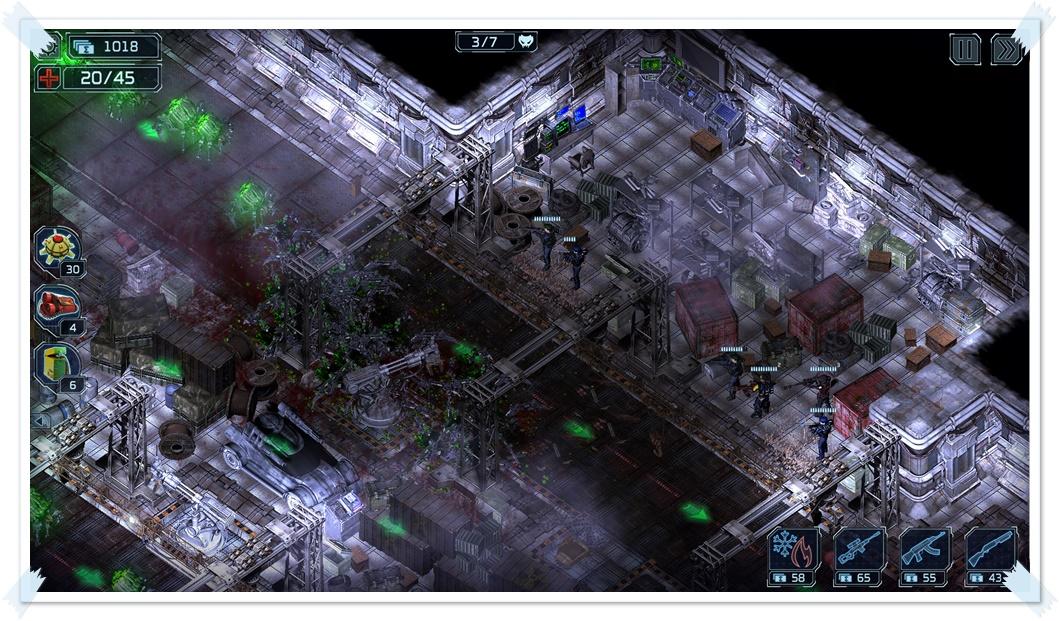 Alien Shooter TD - Imagem 1 do software