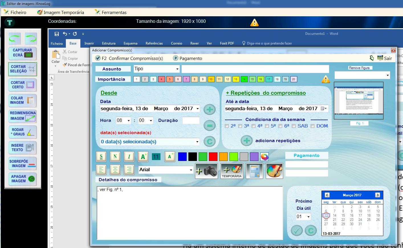 Escritório Virtual - Imagem 5 do software