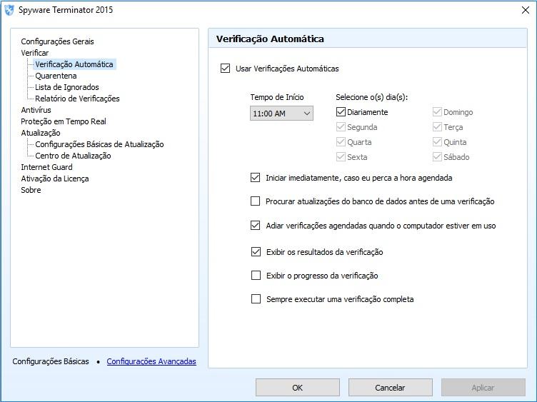 Spyware Terminator - Imagem 4 do software