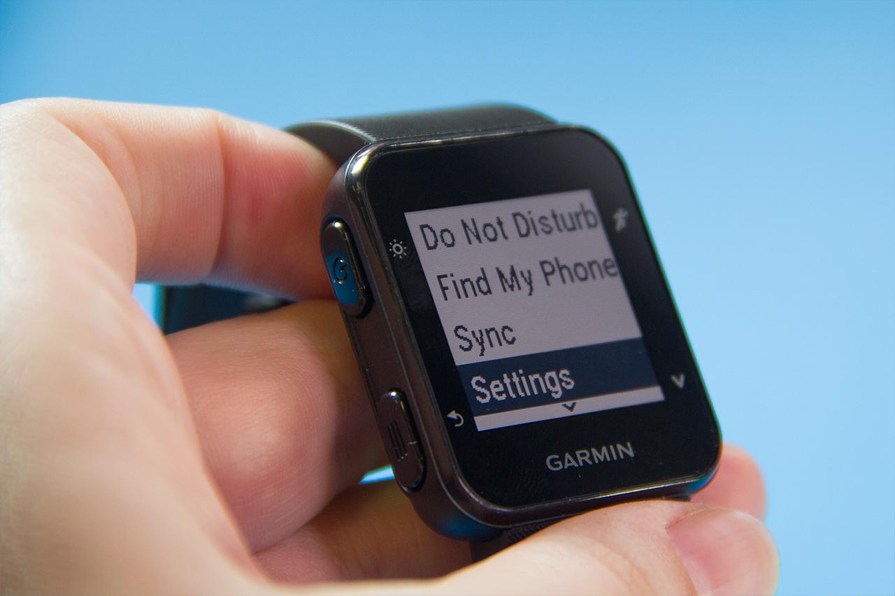 7aa533fc626 Review  relógio GPS esportivo Garmin Forerunner 35 - TecMundo