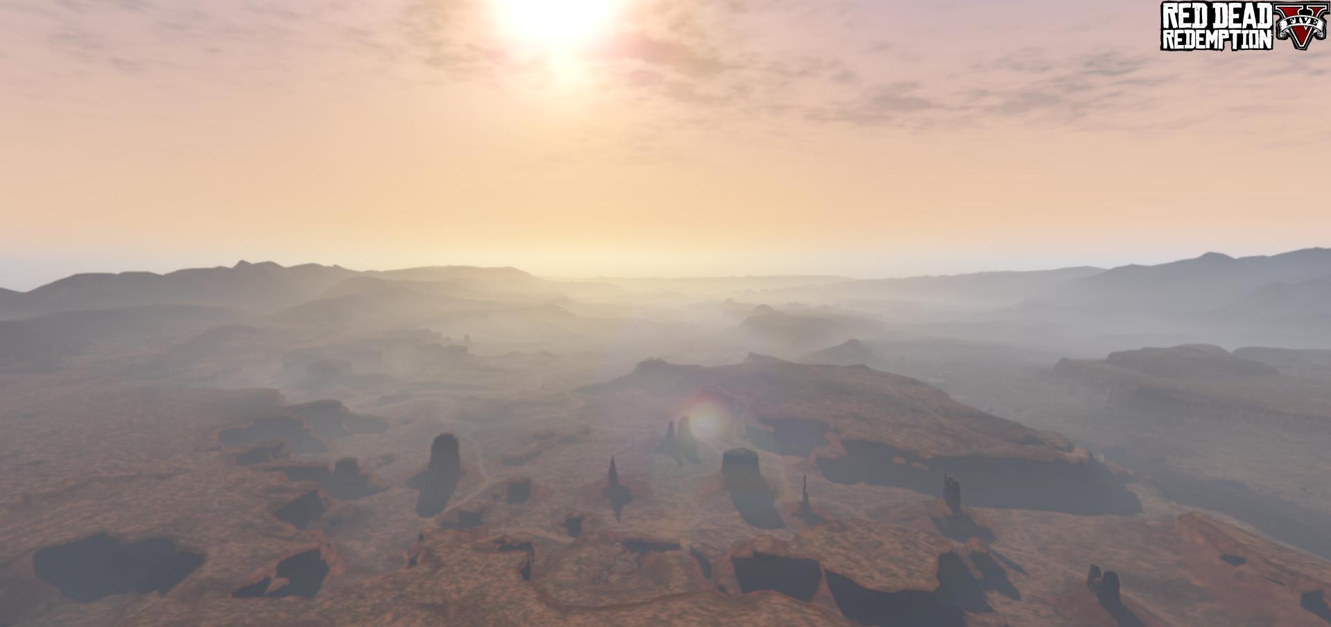 Fãs estão recriando Red Dead Redemption em Grand Theft Auto V