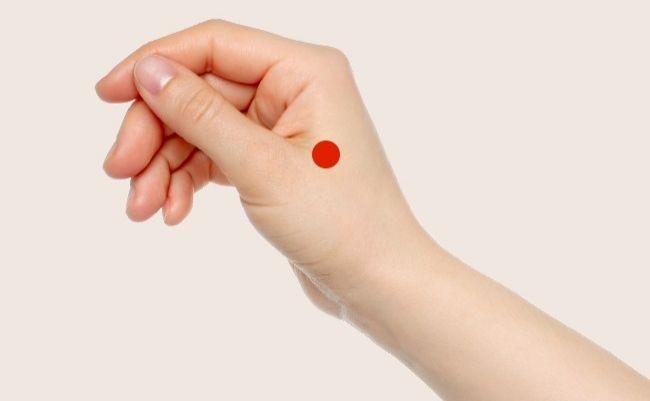 Resultado de imagem para Acupressão - Pontos chave para Aliviar a Dor