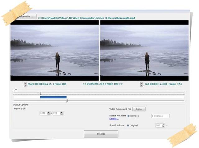 Video Clip Quick Toll - Imagem 1 do software