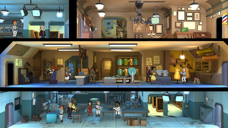 Fallout Shelter - Imagem 1 do software