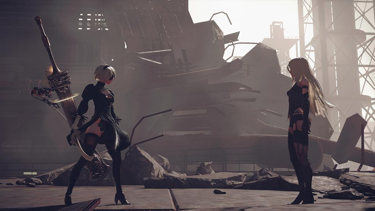 Diretor de Nier: Automata criou o jogo para fugir da mesmice dos AAA atuais