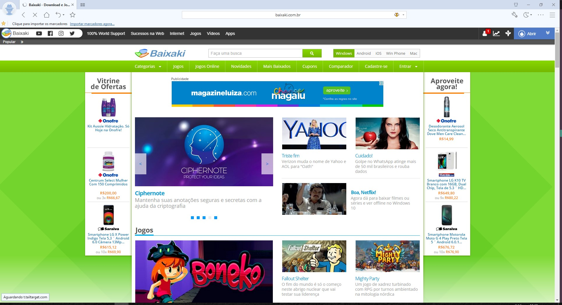 Maxthon Cloud Browser - Imagem 1 do software