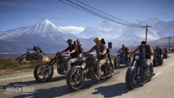 Ghost Recon: Wildlands receberá expansão Narco Road no dia 18 de abril