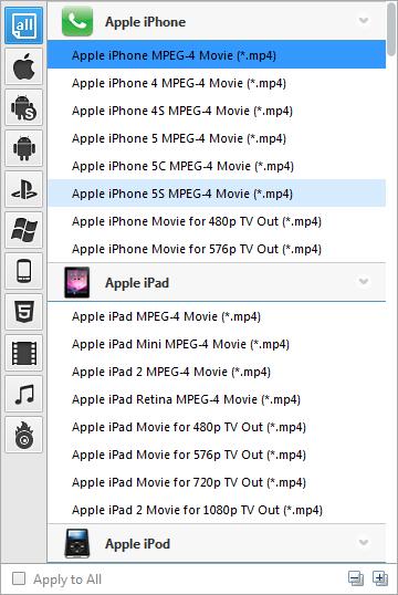 Any Video Converter - Imagem 3 do software