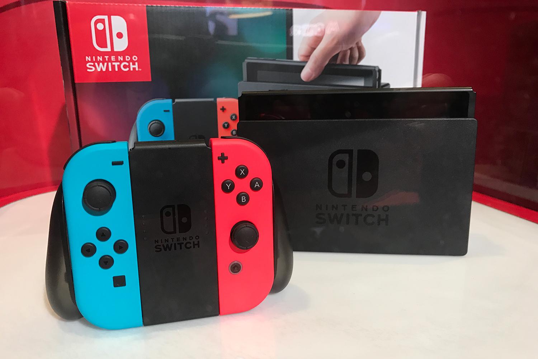 Quer ganhar dinheiro? Nintendo oferece até R$ 62 mil por falhas no Switch
