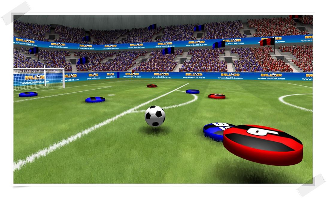 Ball 3D: Soccer Online - Imagem 1 do software