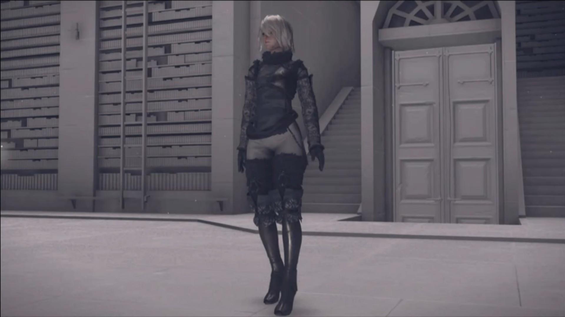 Que tal jogar com 2B de camisola no primeiro DLC de Nier: Automata? [vídeo]