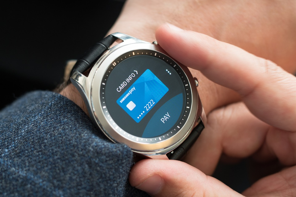 c1c258e9db6 Samsung Pay ganha novidades e compatibilidade com o Gear S3 no Brasil