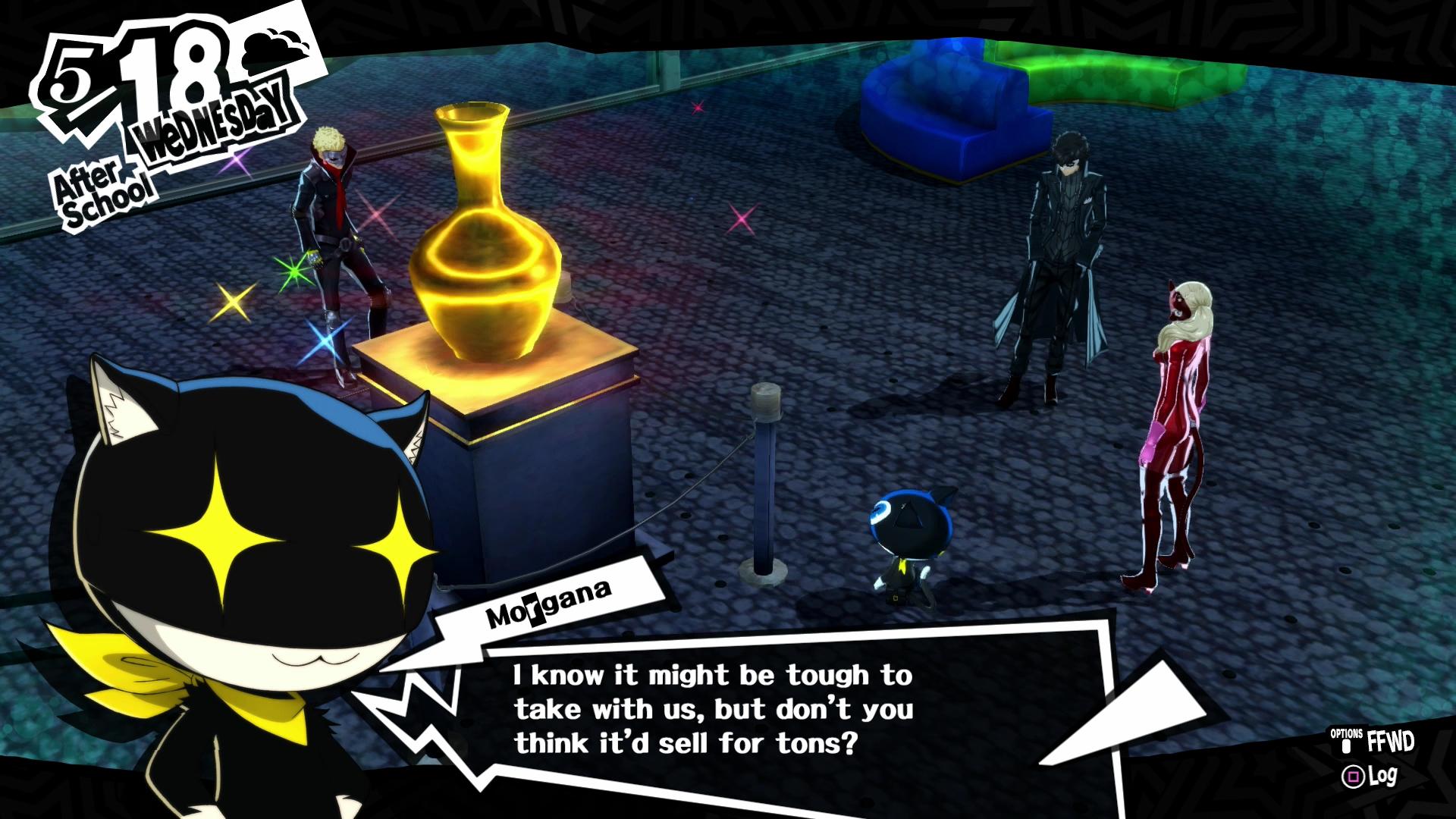Mais uma vez, Persona mostra por que é a vanguarda dos JRPGs