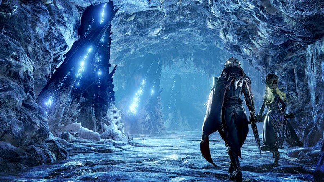 Code Vein, o misterioso projeto da Bandai, ganha sinopse e mais detalhes