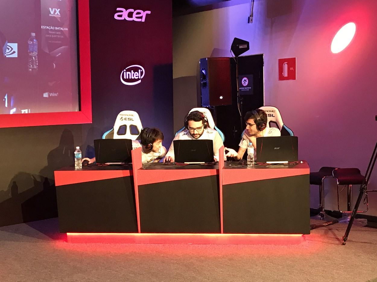 Predator e Aspire VX: Acer anuncia novos notebooks gamers no Brasil