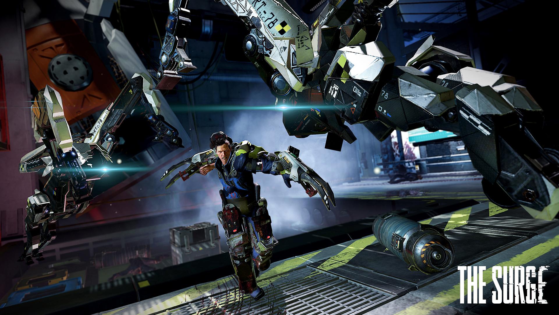 Imagem de The Surge ganha gameplay brutal de combate e mostra grande potencial no tecmundogames
