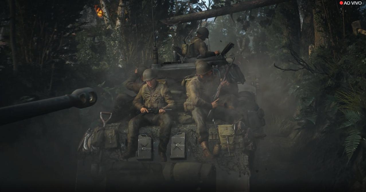 Imagem de Será o jogo mais realista da Segunda Guerra, diz Activision sobre CoD WWII no tecmundogames