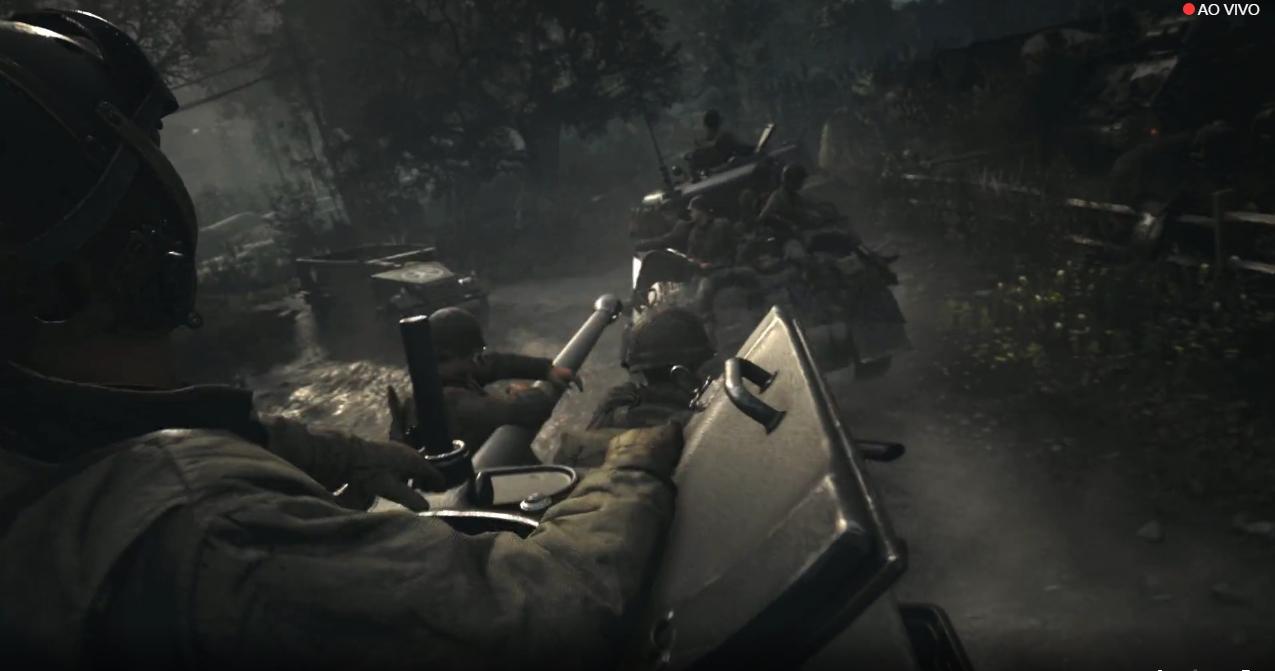 Imagem de CoD WII terá multiplayer diferente, com pés no chão e combate cara a cara no tecmundogames