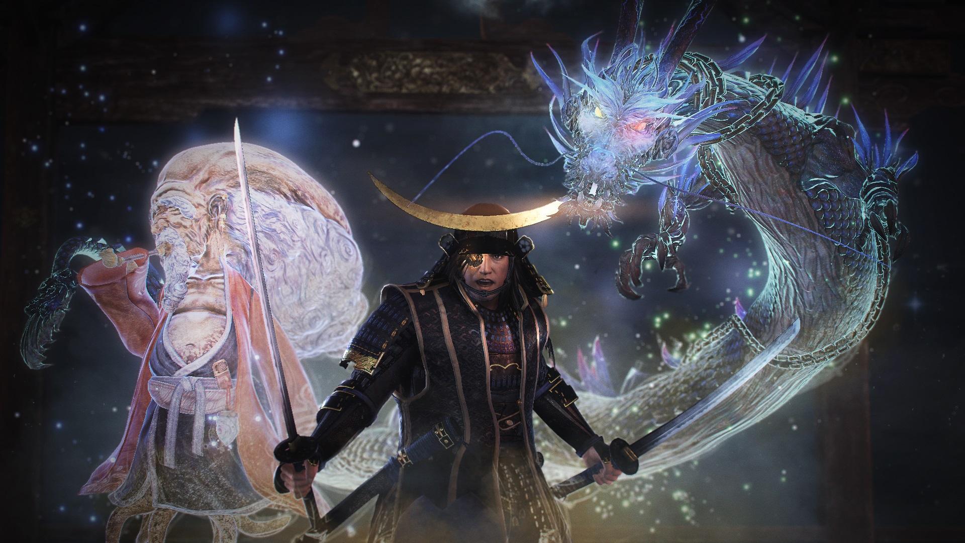 Novo DLC de Nioh vai colocar você contra o Lorde Masamune Date