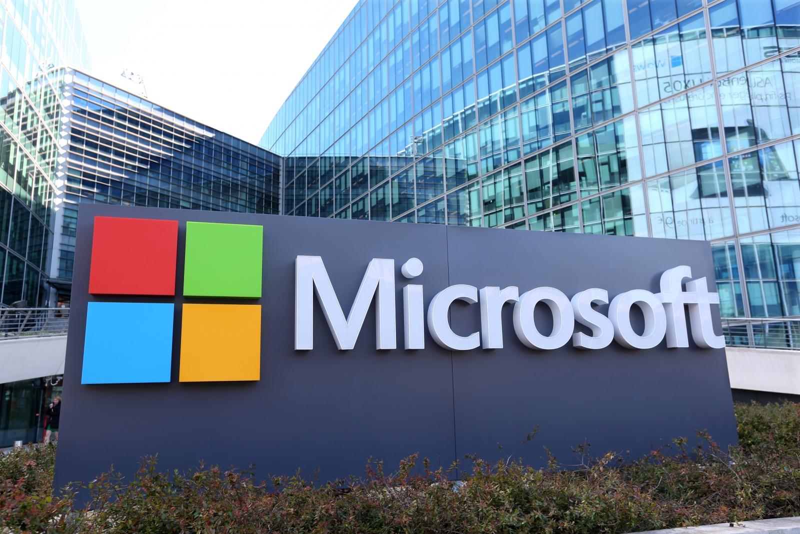 Microsoft lista inteligência artificial como prioridade nos negócios