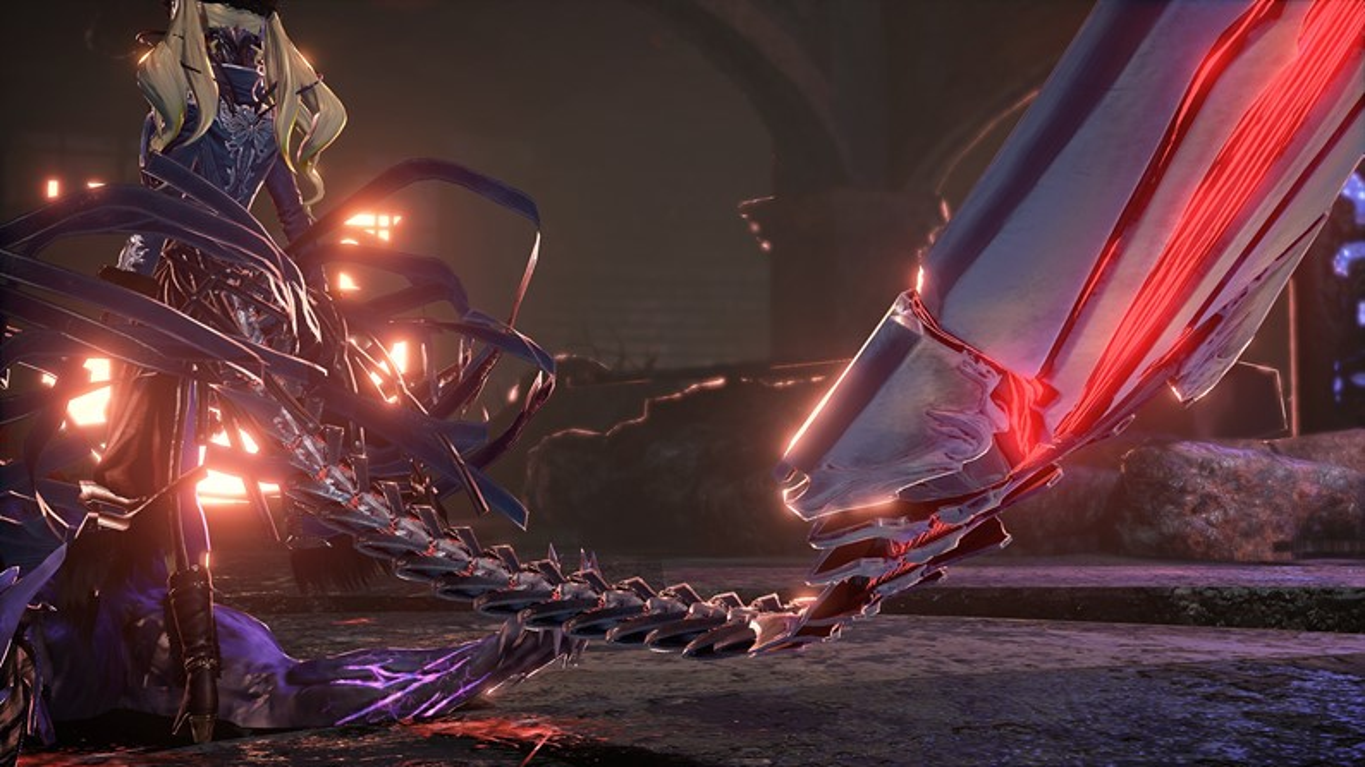 Code Vein enfim ganha seu primeiro trailer com elementos de gameplay