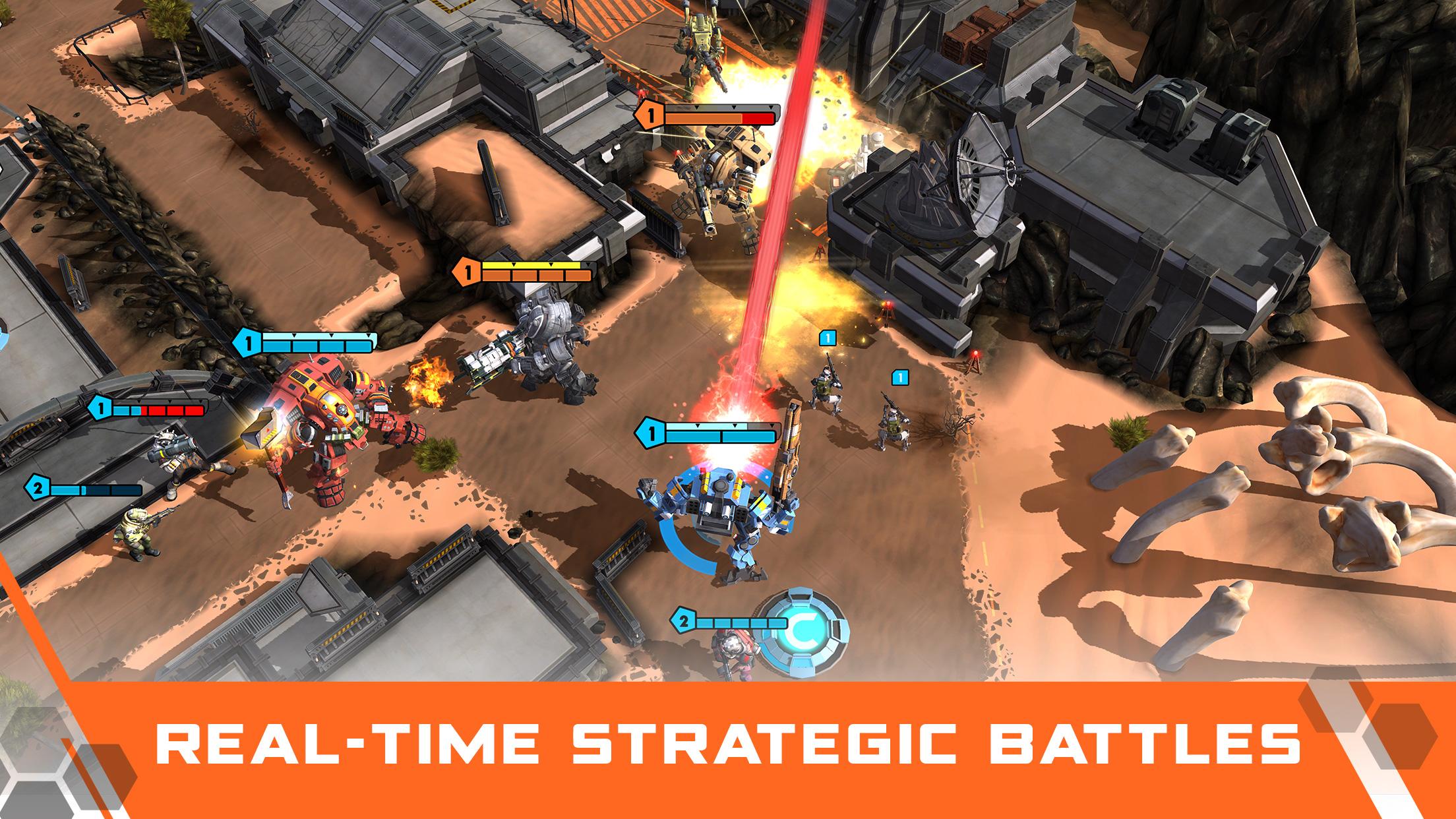 Novo Titanfall é um game de estratégia para dispositivos mobile