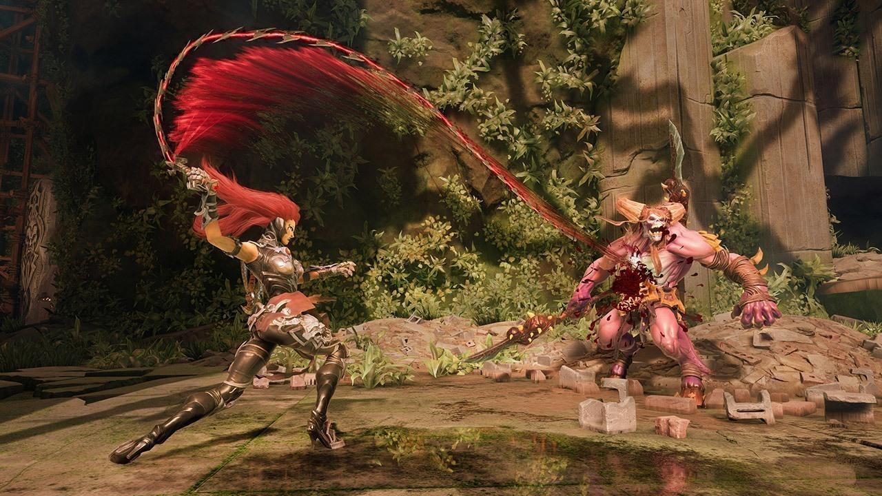 Novas imagens e vídeo mostram a ação brutal de Darksiders 3