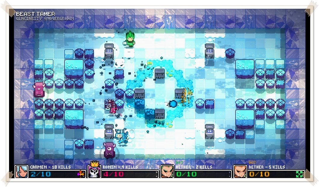 Invisigun Heroes - Imagem 1 do software