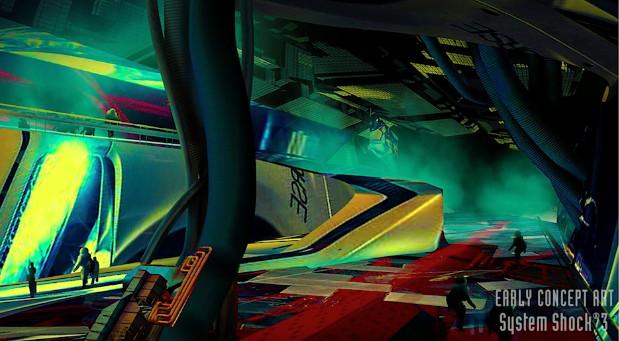 Novas artes conceituais mostram que System Shock 3 segue caminho promissor