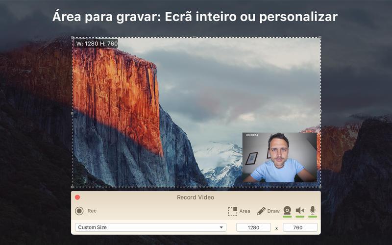 IceCream Screen Recorder - Imagem 1 do software