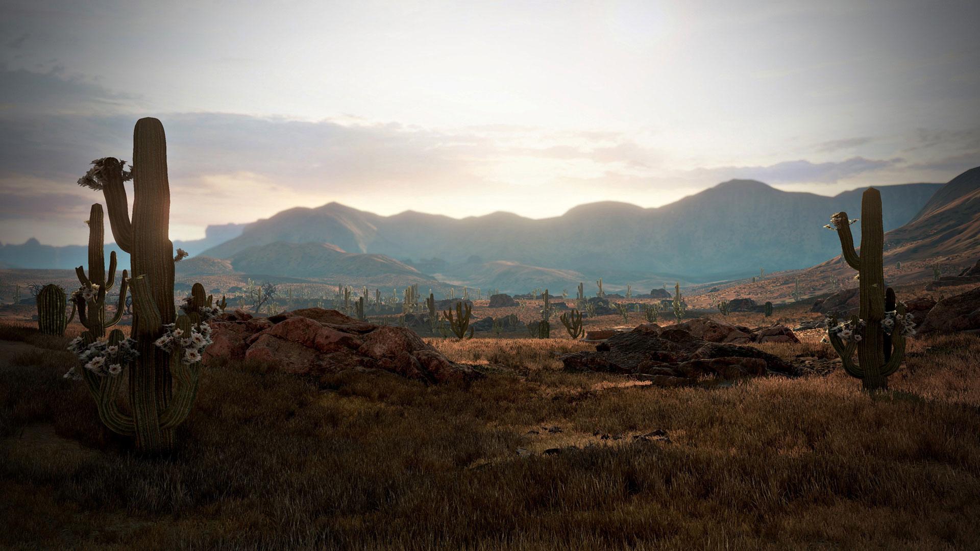 Imagem vazada não era de Red Dead Redemption 2, mas sim de um MMO