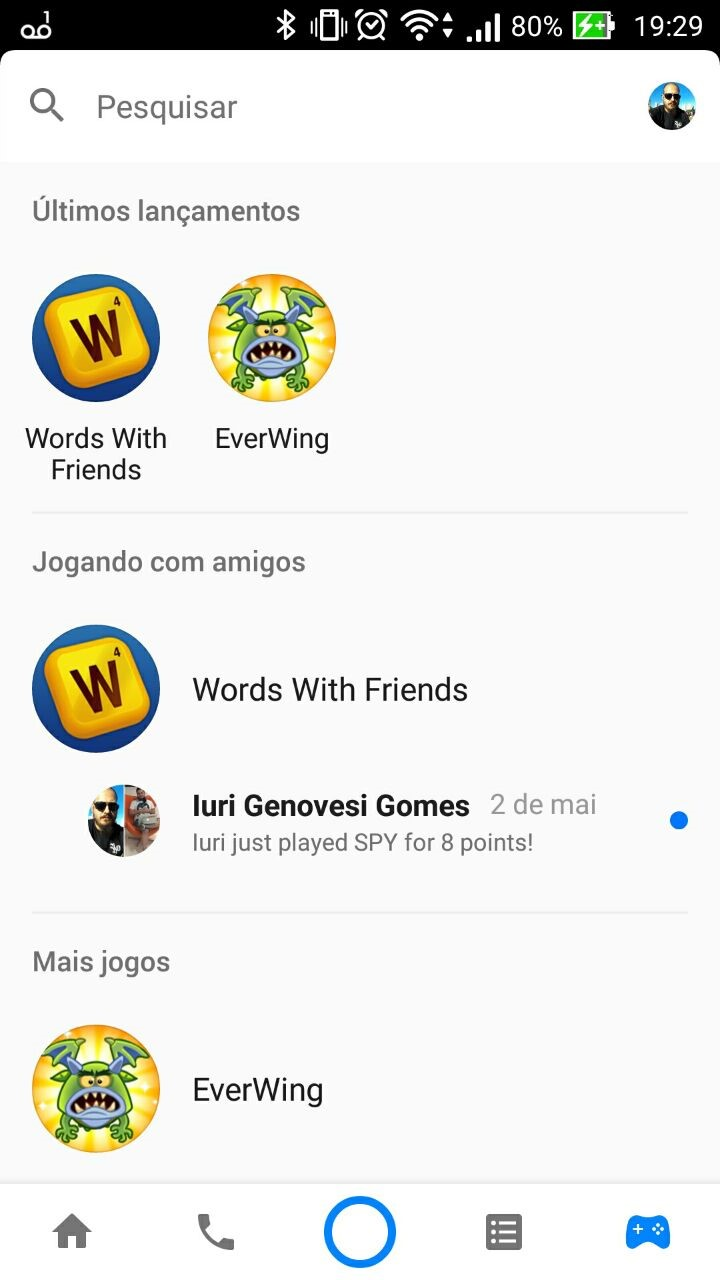 Instant Games chega ao Facebook Messenger: veja como jogar dentro do app