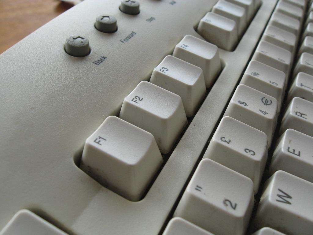 """Você sabe para que servem as teclas """"F1"""", 'F2', 'F3' do seu teclado?"""
