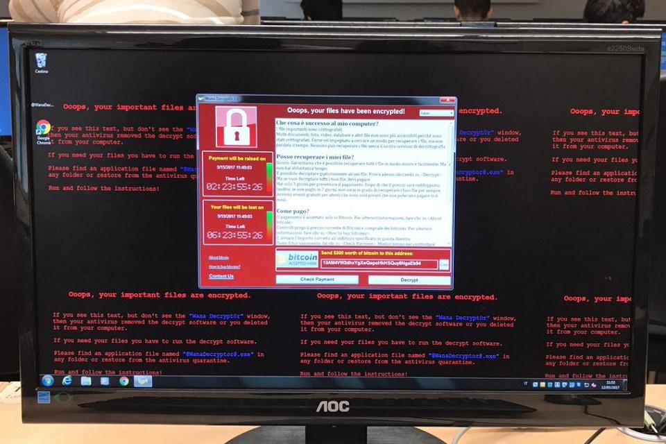 Microsoft confirma que ransomware WannaCry é exploit do governo dos EUA