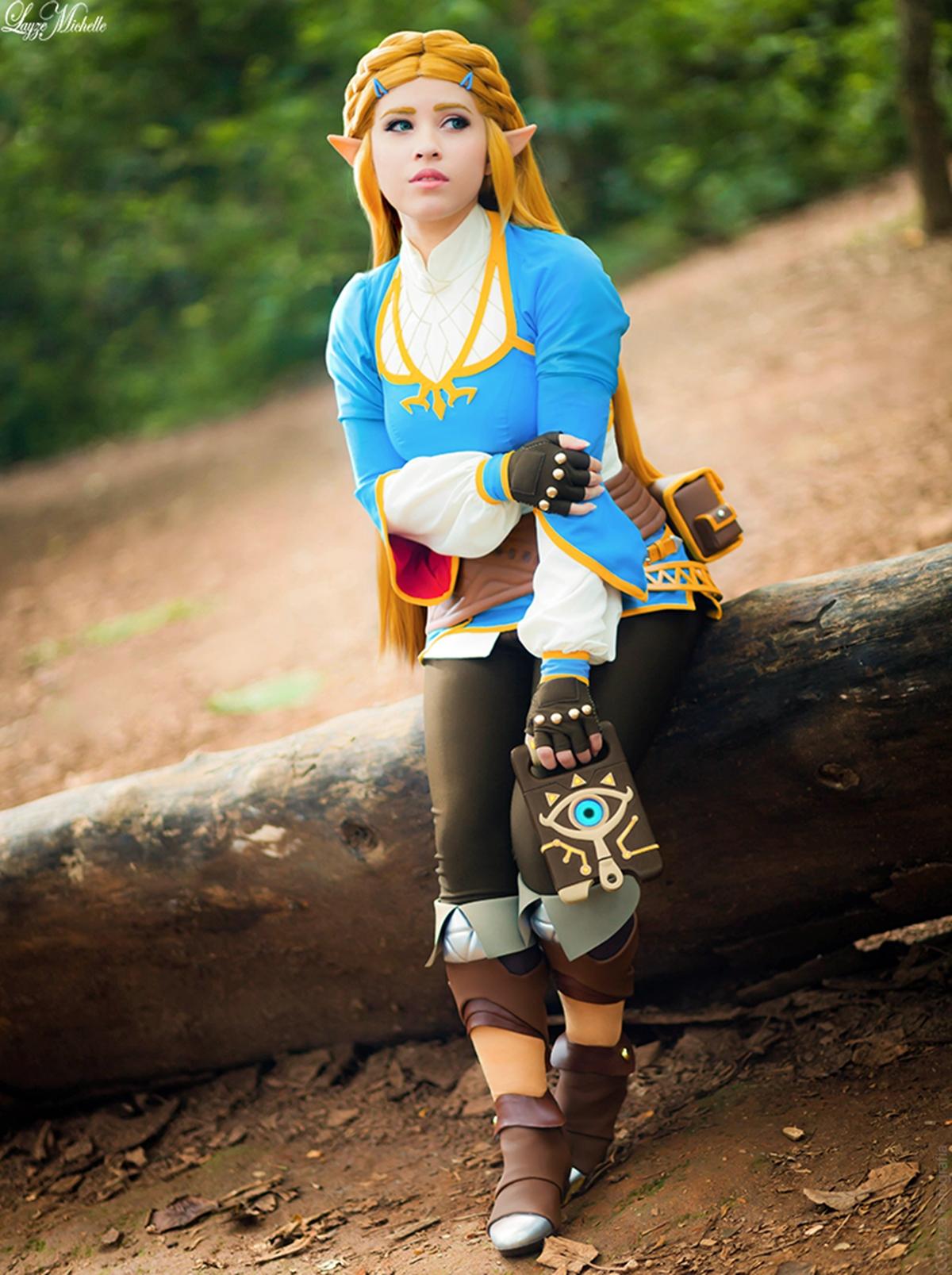 Esta brasileira de 21 anos fez o melhor cosplay de Zelda Breath of the Wild