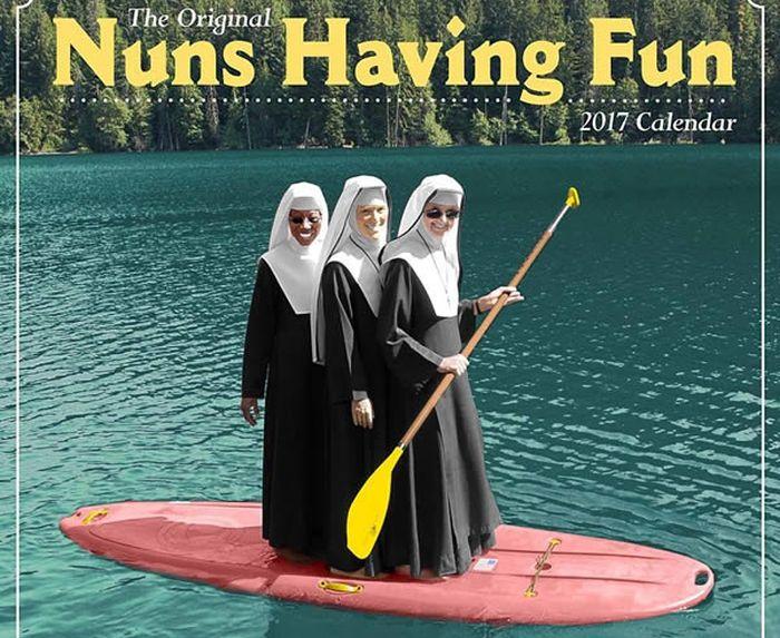 Só por Deus: 7 das freiras mais diferentonas do mundo - Mega Curioso