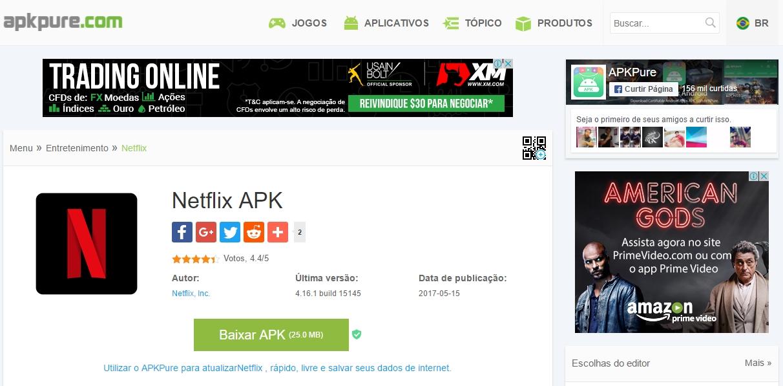 Netflix Apk Download For Pc