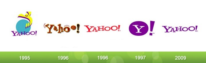 A histria do yahoo um dos antigos reis da internet vdeo the a evoluo das logos do yahoo stopboris Gallery