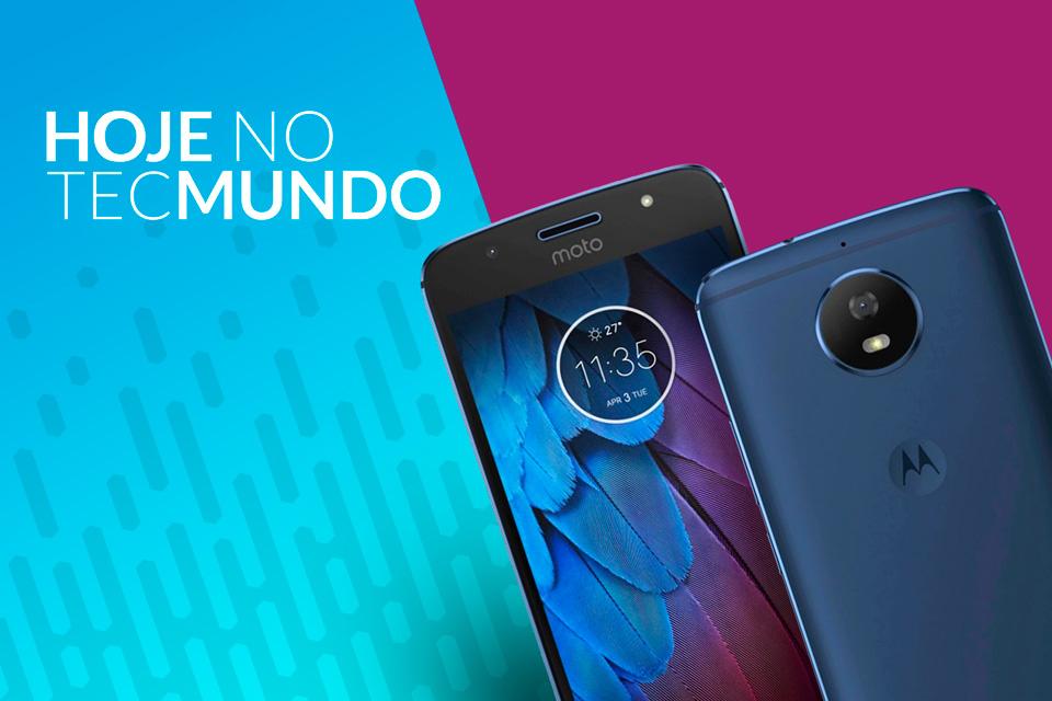 8986aa29c7f Imagens do Moto G5S - Hoje no TecMundo