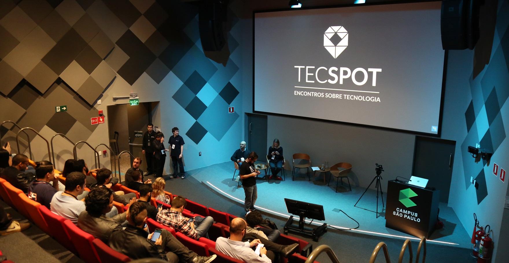 Tecspot - evento solicitado pelo Tecmundo