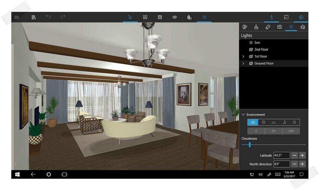 Live Home 3D - Imagem 1 do software