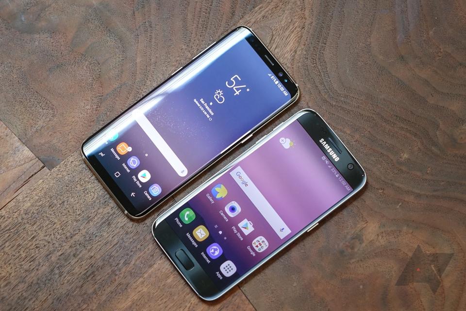 Explodindo em vendas: Galaxy S8 vende duas vezes mais rápido do que o S7