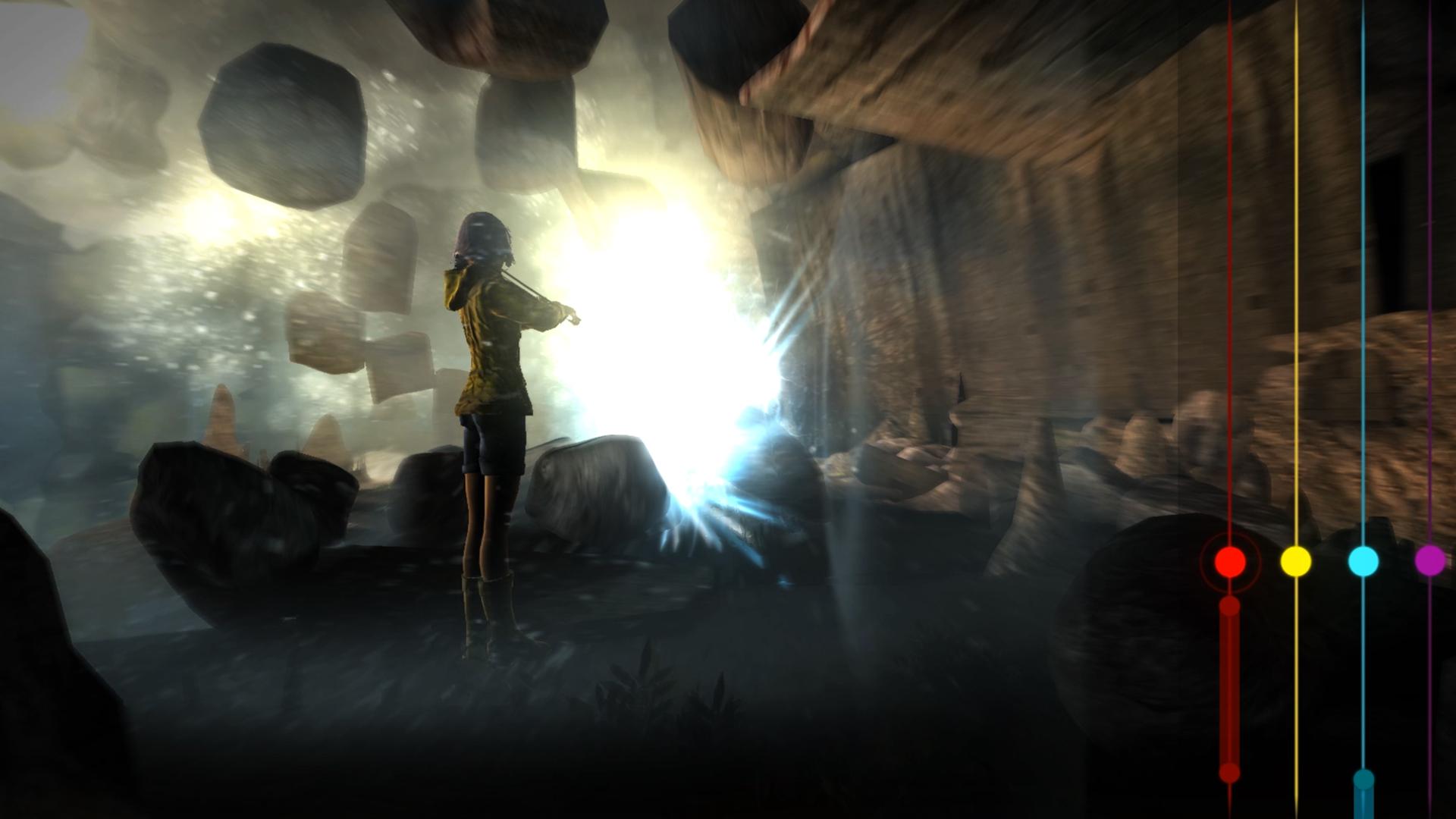 Distortions, jogo brasileiro musical, ganha trailer e vai para o Greenlight